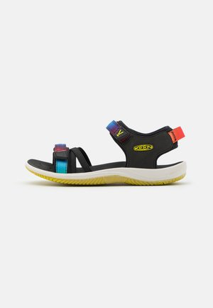 VERANO UNISEX - Walking sandals - black