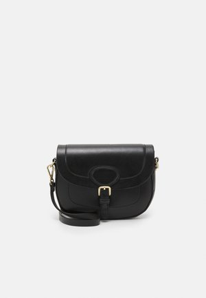 CROSSBODY BAG - Schoudertas - black