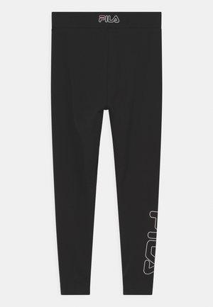 JULKA  - Leggings - Hosen - black