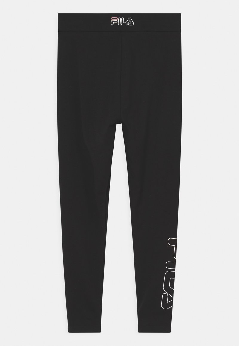 Fila - JULKA  - Leggings - Trousers - black