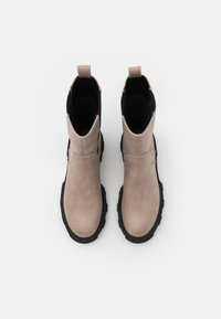 Even&Odd - Platform ankle boots - taupe - 5