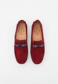 Brett & Sons - Moccasins - red - 3