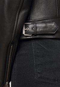 Belstaff - NEW MOLLISON JACKET - Veste en cuir - black - 6