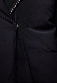 Bershka - Zimní bunda - black - 5
