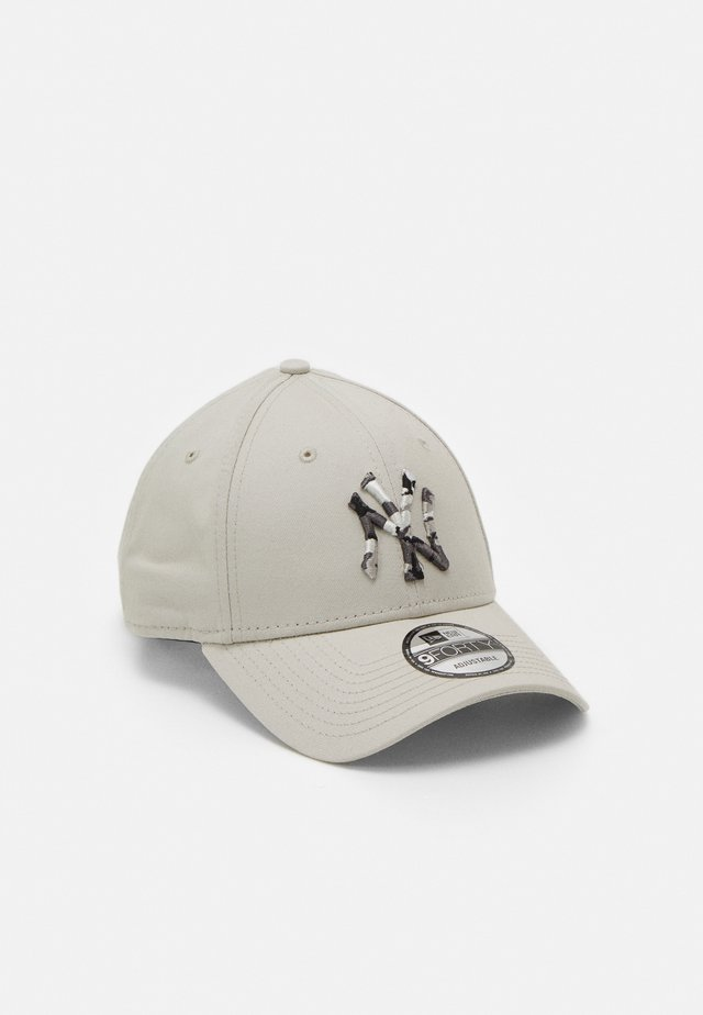 CAMO INFILL 9FORTY UNISEX - Casquette - white