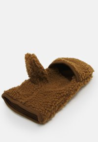 Weekday - STORM MITTENS - Mittens - brown - 1