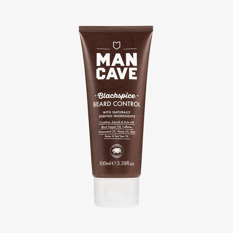 Man Cave - BLACKSPICE BEARD CONTROL - Olio da barba - -