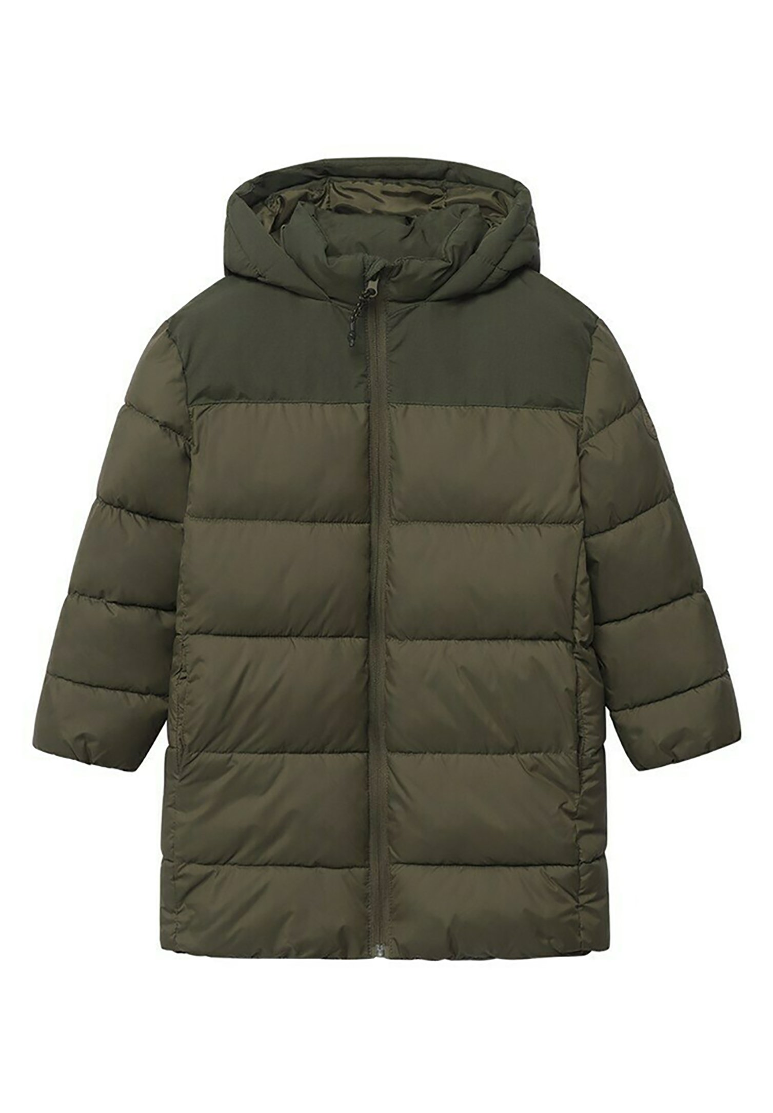 Niño MIT KAPUZE - Abrigo de invierno