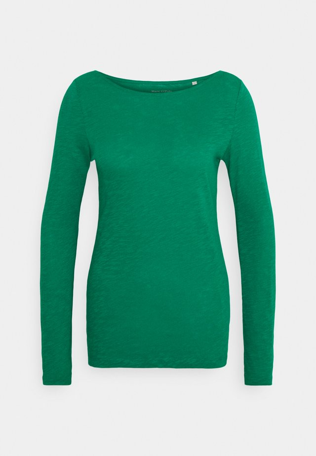 LONG SLEEVE - Langærmede T-shirts - azure green