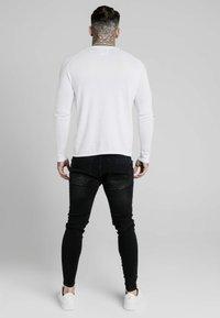 SIKSILK - RAGLAN - Pullover - white - 2