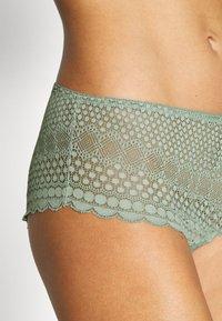 Etam - CHERIE CHERIE SHORTY - Pants - green argil - 4