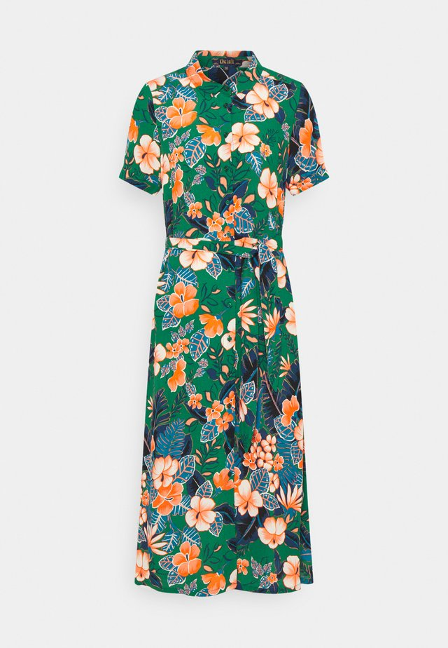 DRESS LILO - Košilové šaty - fern green