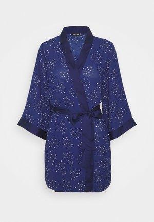 LILOUE DESHABILLE - Dressing gown - bleu vif