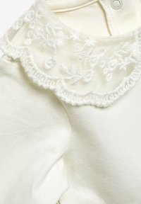 Next - PINK LACE COLLAR BODY (0MTHS-3YRS) - Body - off-white - 2