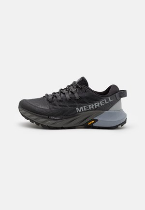 AGILITY PEAK 4 - Trail running shoes - black