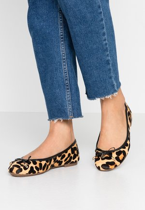 HARPAR - Ballet pumps - brown