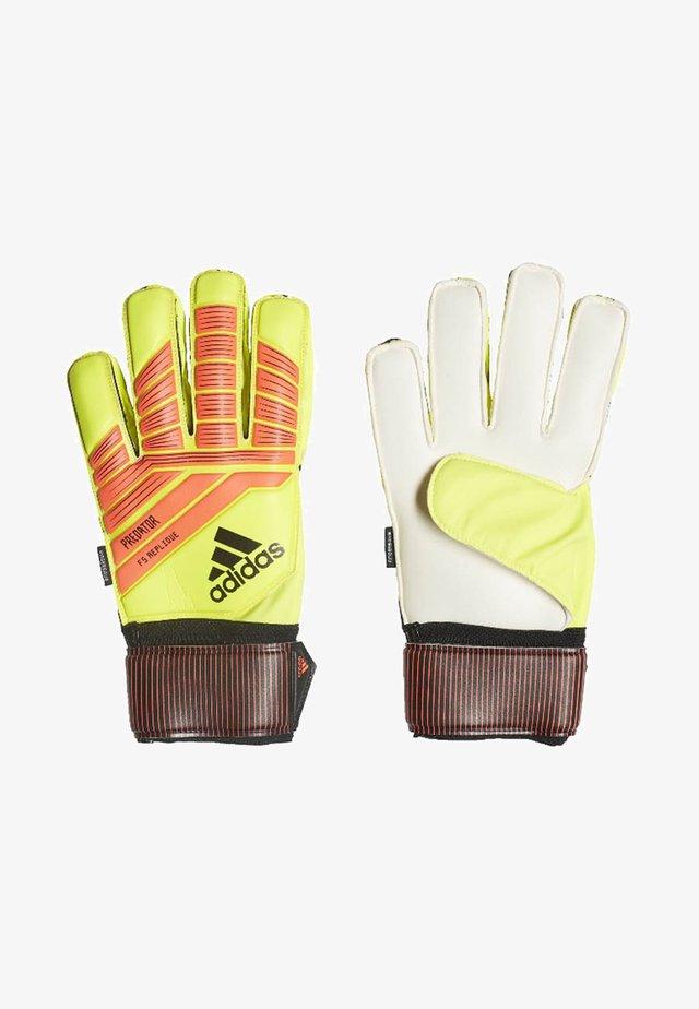 PREDATOR FINGERSAVE REPLIQUE - Keepershandschoenen  - yellow, orange, black