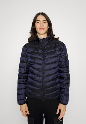 JACKET WITH FILLER - Jas - space blue
