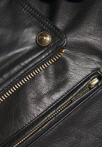 Versace Jeans Couture - Veste en cuir - nero - 11