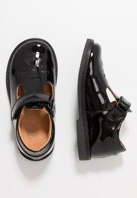 Froddo - Ankle strap ballet pumps - black - 0