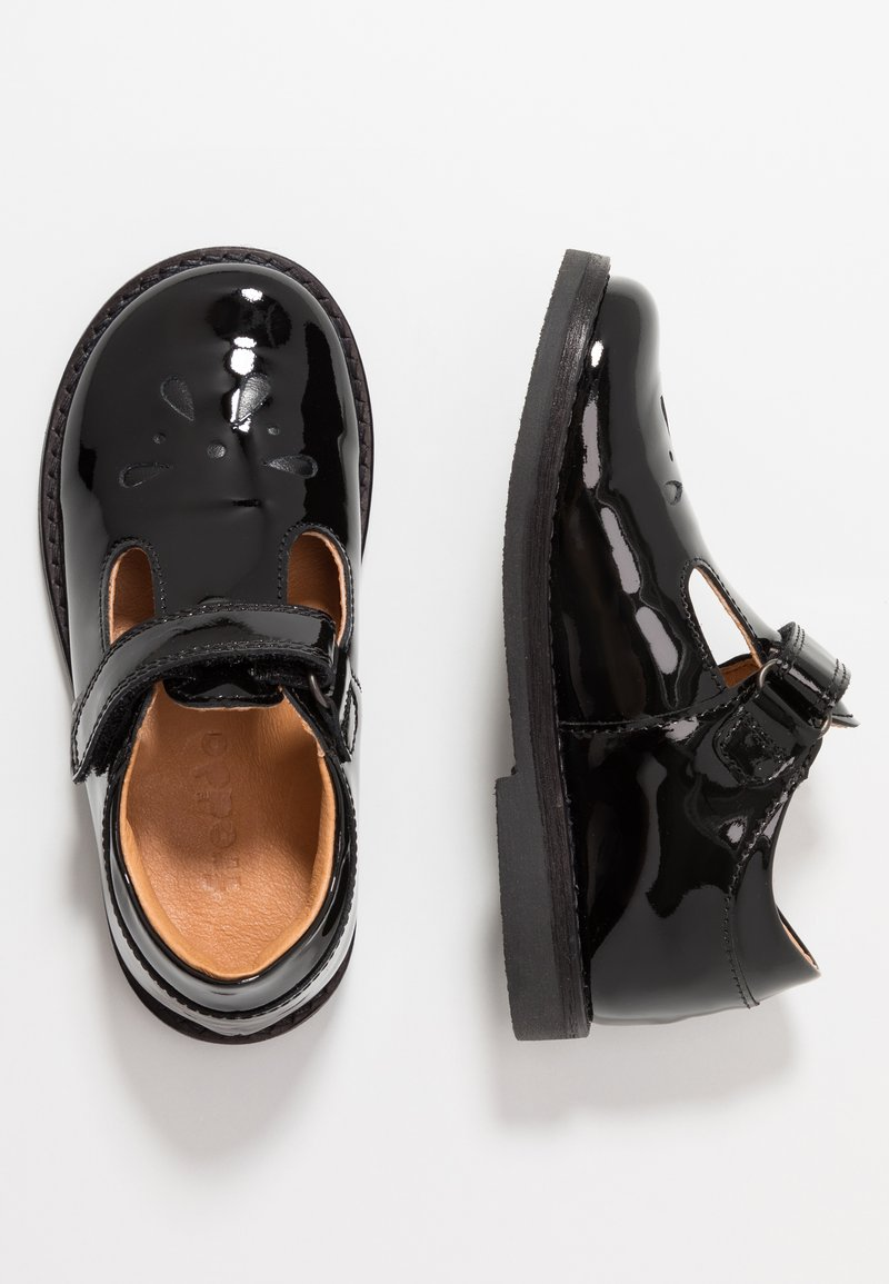 Froddo - Ankle strap ballet pumps - black