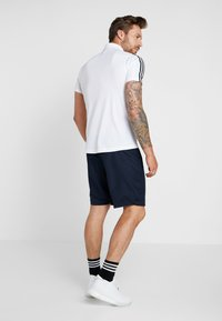 adidas Performance - KRAFT AEROREADY CLIMALITE SPORT SHORTS - Träningsshorts - legend ink/black - 2