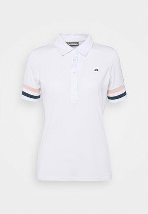 STELLA GOLF - Polo shirt - white