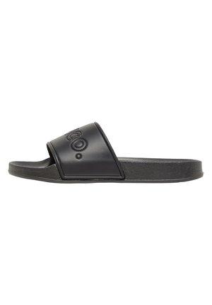 PANTOLETTE POOL - Pool slides - black