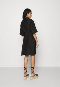 ARKET - Shirt dress - black - 2