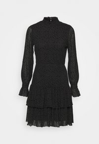 ONLY - ONLSANNA DRESS - Cocktail dress / Party dress - black - 5