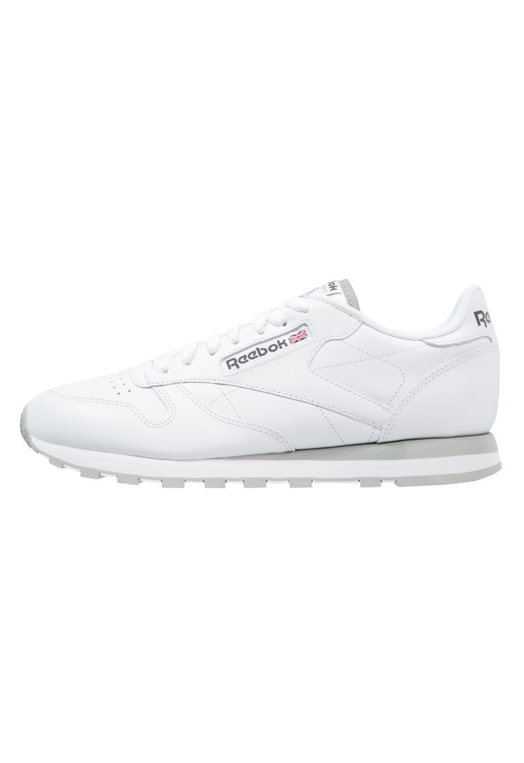 CLASSIC LEATHER LOW CUT DESIGN SHOES Sneaker low whitelight grey