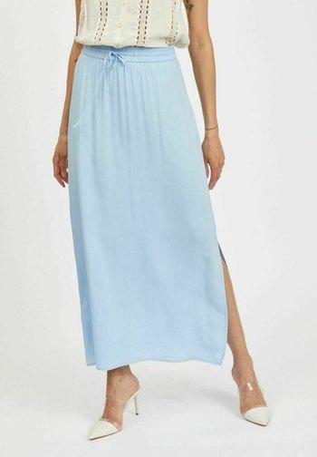 Maxi skirt - blue bell