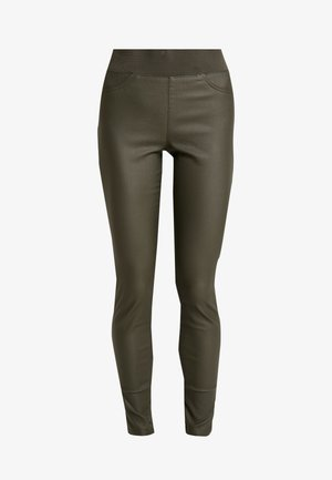 SHANTAL COOPER - Trousers - olive night