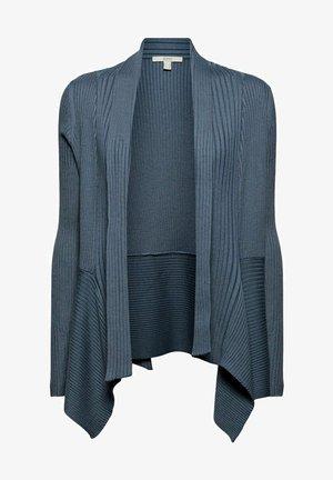 CARDI - Cardigan - grey blue