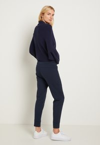 TOM TAILOR - ZIPPED PANTS - Bukse - sky captain blue - 2