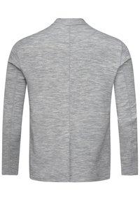 super.natural - WENGER - Zip-up hoodie - grey - 1