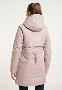 DreiMaster - Winter coat - nude melange - 2