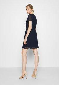 NAF NAF - SEZER  - Cocktail dress / Party dress - bleu marine - 2