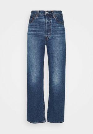 RIBCAGE STRAIGHT ANKLE - Jeans straight leg - noe fog