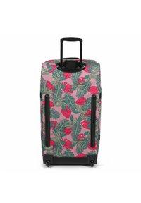 Eastpak - TRANVERZ  - Wheeled suitcase - brize tropical - 2