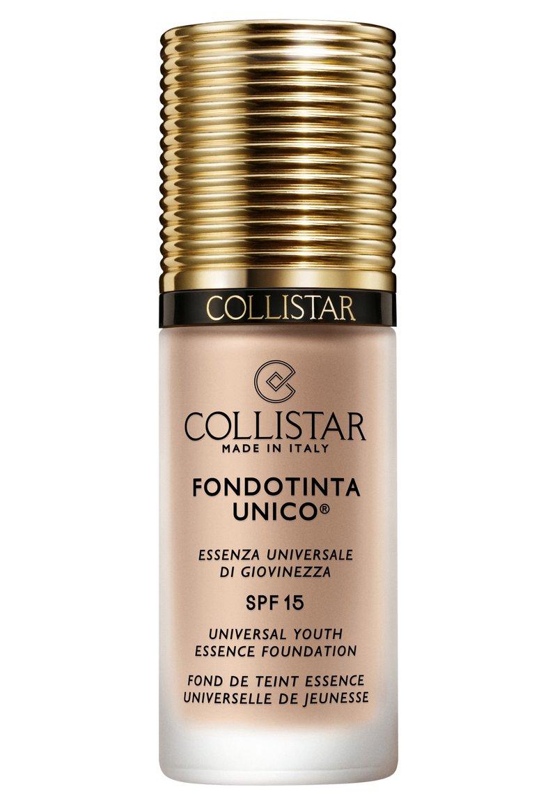 Collistar - UNICO FOUNDATION - Podkład - n. 4r nude