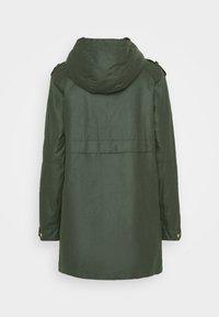 Barbour - AUSTEN WAX - Light jacket - dark green - 8