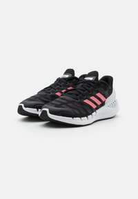 adidas Performance - CLIMACOOL VENTANIA - Neutrala löparskor - core black/hazy rose/footwear white - 1
