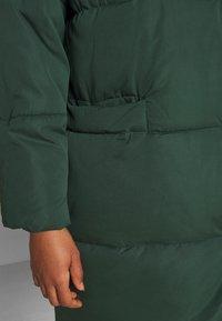 Monki - VALERIE JACKET - Winter coat - green dark olive - 5