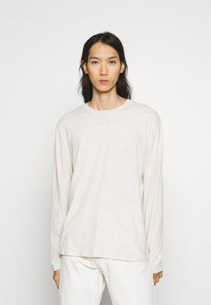 TEE - Long sleeved top - beige