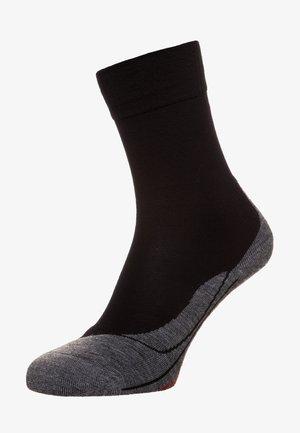 TK5 ULTRA LIGHT - Sports socks - black grey