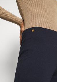 Lauren Ralph Lauren - ATHEDORA - Leggings - Trousers - navy - 5