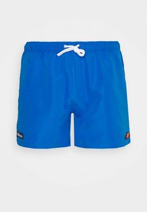 DEM SLACKERS SWIM - Swimming shorts - blue