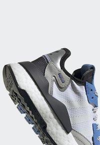 adidas Originals - NITE JOGGER SHOES - Sneakers - white - 5