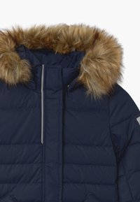 Reima - SATU UNISEX - Down coat - navy - 4